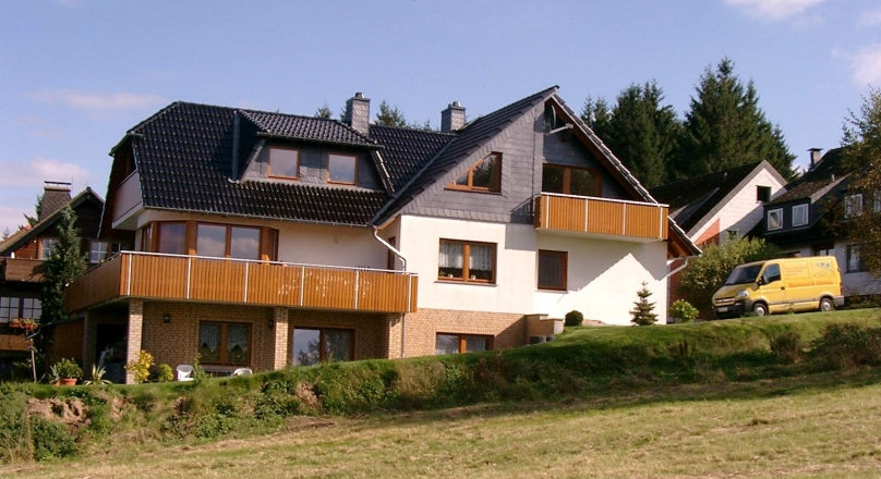 Ferienwohnungen Haus Bergwiese