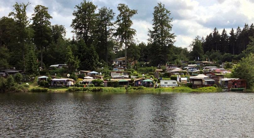 Campingplatz camping im harz ferienh user hotels und for Pensionen im harz mit fruhstuck