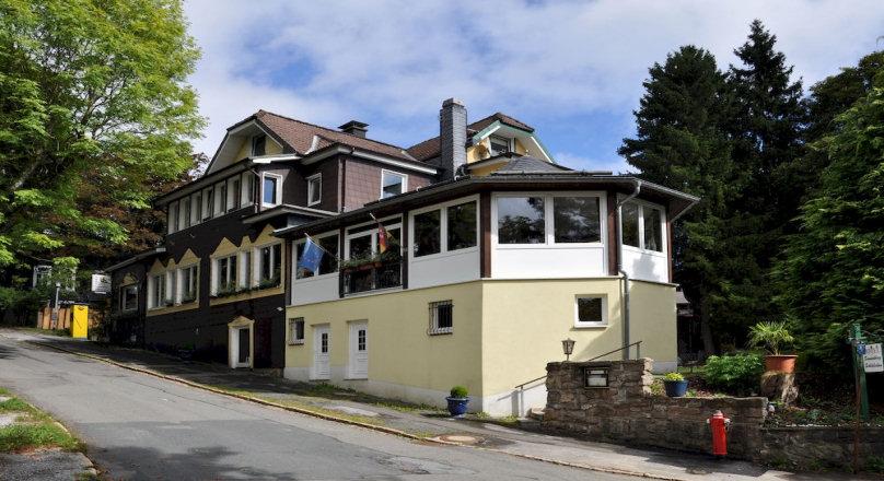 Hotel Sonnenbergschlößchen